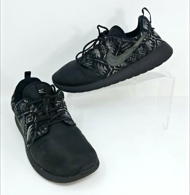 d221003ccc Nike Roshe Run One Nike iD Pendleton Big Thunder US Mens Size 8.5 wool  leather