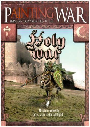 Painting War 9 Holy War Designs /& Edits WxW Co BP1676