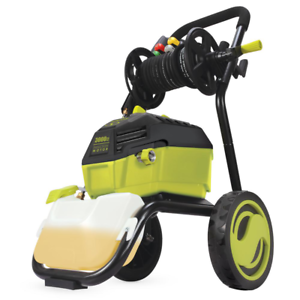 3000 Psi Max 1.30 Gpm 14.5 Amp High Performance Electric Pressure Washer With Ho