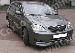 TOYOTA-COROLLA-E12-FRONT-VALANCE-SUPERB-LOOK