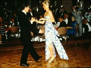 princess diana prince charles dancing in australia original 35mm slide 1988 ebay ebay
