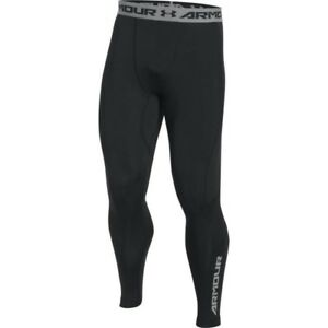 7bfda8e907f60 Details about Under Armour Men's CoolSwitch Compression Leggings UA 1271331  Training Running S