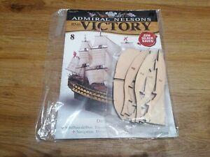 121 bis 140 nach Wahl Modellbau Admiral Nelsons HMS Victory Hefte Nr