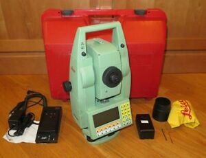 Leica-TCRA1105-5-034-Reflectorless-Motorized-Total-Station-for-Surveying