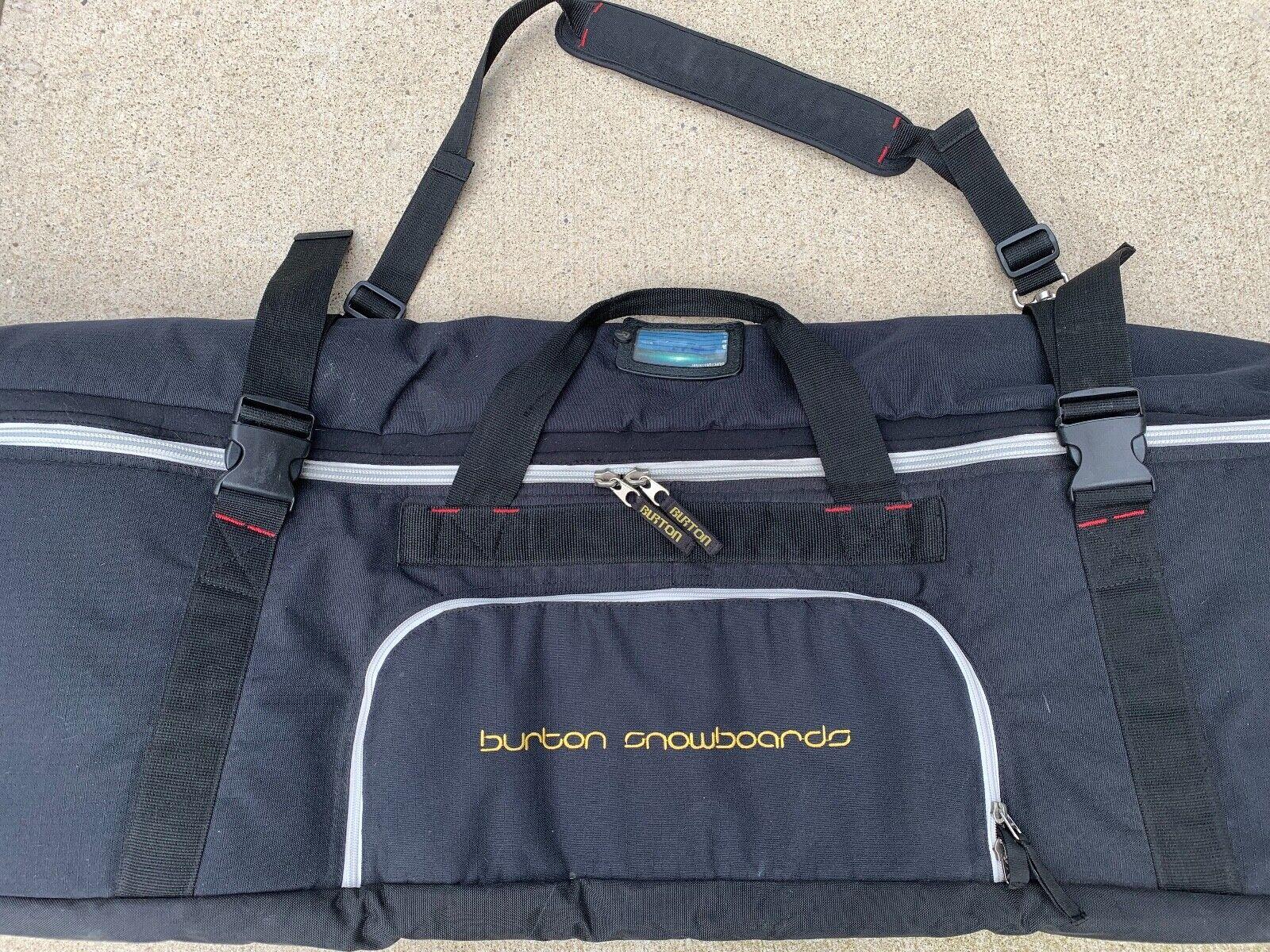 Burton Snowboard Zak Gear Zak 165cm OR 185cm Origineel  299