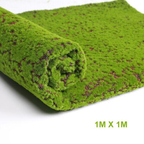 Kunstrasen-Imitat-Mikro-Landschaftsgras-Rasensimulations-Moos-Fee-Miniatur