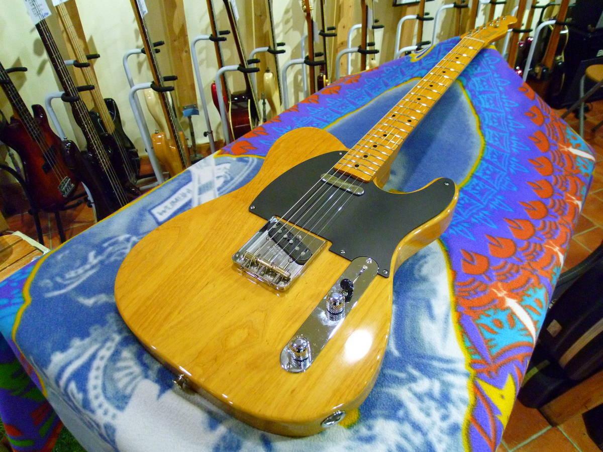Fender Japan TL52-80TX VNT beautiful rare EMS F S