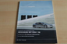 107623) Mercedes F 700 - Mercedes Magazin 04/2007