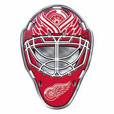 Item 2 New NHL Detroit Red Wings Premium 3 D Aluminum Helmet Sticker Decal Emblem