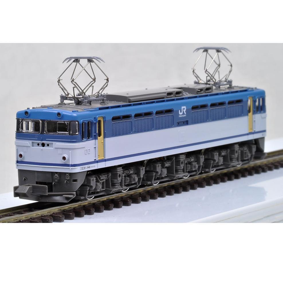 Kato 3033 Electric Locomotive EF65 JR Freight Coloree  N