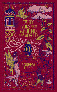 BOOK-NEW-Fairy-Tales-from-Around-the-World-Barnes-amp-Noble-Collectible-Classics