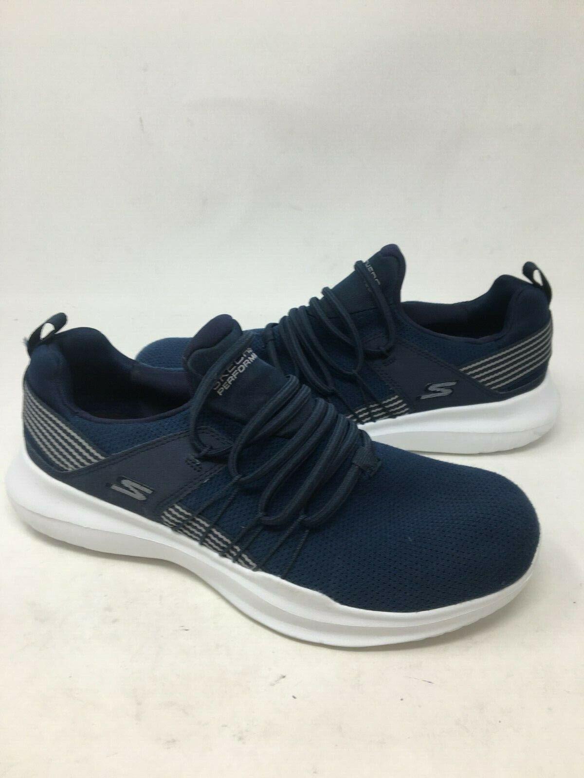 nuevo  Skechers Para Hombres Zapatos de entrenamiento GORUN MOJO reactivar Azul Marino G10D M