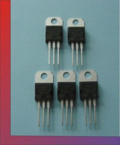 5 x Spannungsregler LM317T 1,2-37 Volt einstellbarer Spannungsregler Bauteil