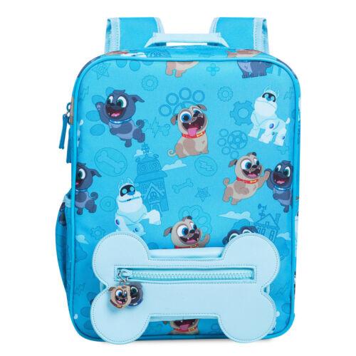 NWT Disney Store Puppy Dog Pals Boys Junior School Backpack