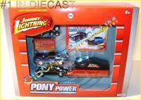 1969 '69 Chevy Camaro Rs/ss 1970 '70 Cuda Pony Power Garage Johnny 2012 Diecast