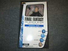Palisades FINAL FANTASY The Spirits Within General Hein 12 Inch Figure 1/6th NEW