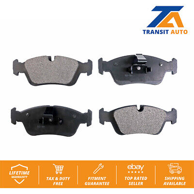 Front And Rear Ceramic Brake Pads For 1995 1996 1997 1998 1999 BMW 318TI