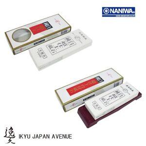 NANIWA Homard Mark/BLANCHE NEIGE super finition Pierre Grit #8000 JAPON * F/S *