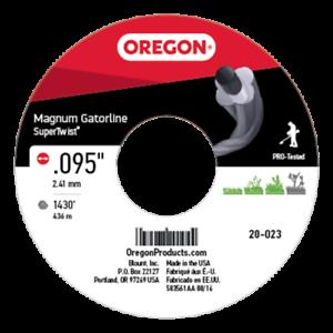 "Oregon 20-023 Magnum Gatorline Supertwist.095/"",5 Lb"