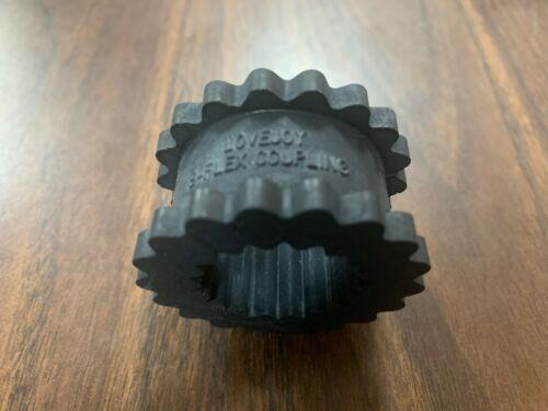 Lovejoy 3JE Sleeve Solid S-FLEX SLEEVE-EPDM 3pc Bundle