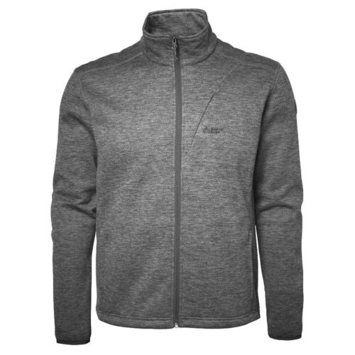 North Bend Act Knit Fleece chaleco gris