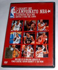 BASKET ( DVD ) I GIGANTI DEL CAMPIONATO NBA - LE SUPERSTAR - Vince Carter ....
