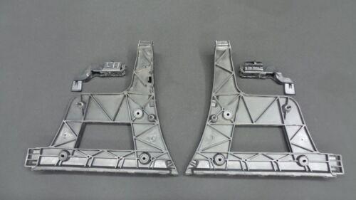 Audi A4 8K Avant 2x Stoßstangenhalter Führungsteil hinten 8K9807453 8K9807454