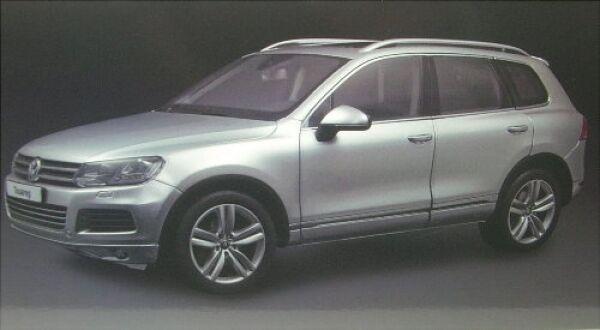 VW Toareg Sti  Cool Argento  2010