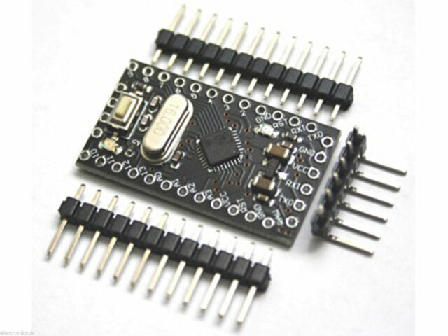 Pro Mini 168 Mini ATMEGA 168 5V/16MHz para Arduino Compatible Con Nano vendedor del Reino Unido