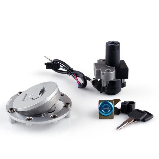Ignition Switch Lock & Fuel Gas Cap Key Set For Honda CBR 250 VFR400 NSR250 UK