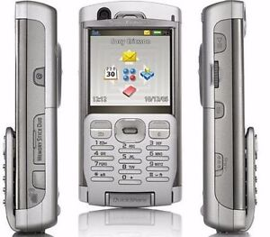 Details about Unlocked Sony Ericsson P990 P990i 3G Phone T9+QWERTY keyboard  Tmobile