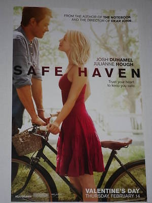 SAFE HAVEN 11x17 PROMO MOVIE POSTER