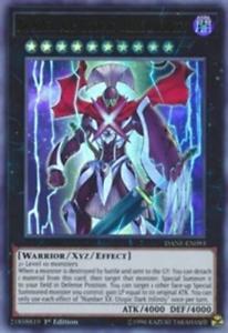 DANE-EN093 Number XX Dark Neostorm Utopic Dark Infinity