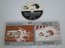 CHILL E.B./BORN SUSPICIOUS(ALTERNATIVE TENTACLES/VIRUS 124CD) CD ALBUM