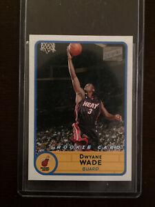 2003-04-Topps-Layup-252-Dwyane-Wade-Rookie-Card-Rare-Miami-Heat