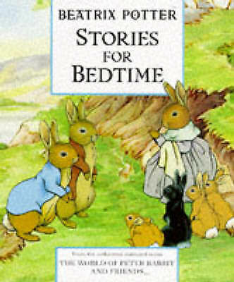 """""""AS NEW"""" Potter, Beatrix, Beatrix Potter Stories For Bedtime: The Tale of the Fl"""
