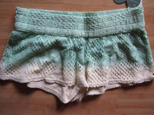 Green 44 Nuovi Lace Ivory S O'neill Shorts Ladies Retail Mint 7Sw67qvUf