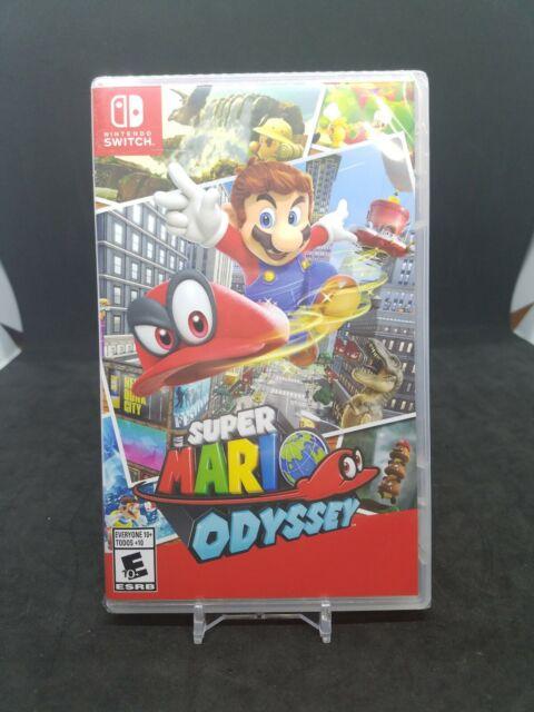 Super Mario Odyssey, Standard Edition, Nintendo Switch *BRAND NEW, SEALED*
