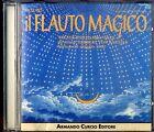MOZART Il Flauto Magico CD Ottime Condizioni Editoriale