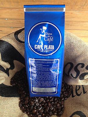 Diosa del Cafe Goddess Blend Nicaraguan Coffee Beans Medium Roast 14 oz bag