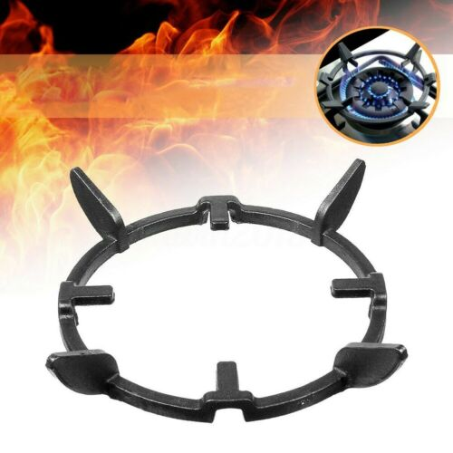 Universal Wok Pan Iron Support Cast Stand Gas Burners Hobs Rack Cookers Tool