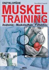 Enzyklopädie Muskel-Training Krafttraining Anatomie Muskelaufbau Kraftsport Buch