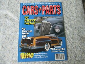 Cars Parts Magazine May 98 37 Chevy 49 Chrysler Plus More Ships Free Ebay