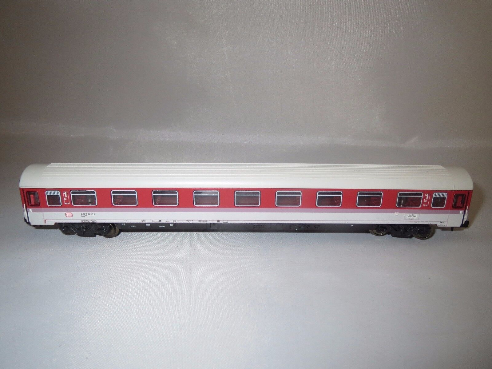 Trix 13382 Spur N DB IC compartimento auto 1. classe OVP