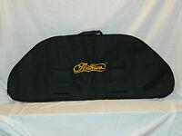 Mathews Grab N Go Soft Bow Case- Black W/embroidered Logo