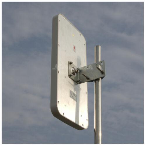 AMXW-2400-18A High Gain 18dBi 2.4G Wlan Wireless Outdoor Panel Antenna N Female