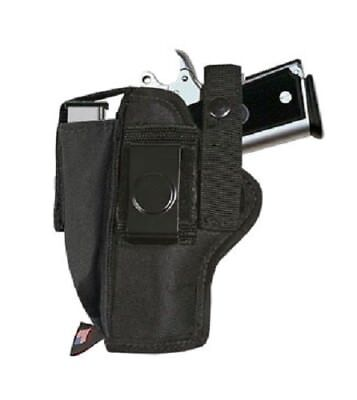 RUGER SECURITY-9 PISTOL LEATHER CONCEALED IWB HOLSTER BY ACE CASE USA MADE