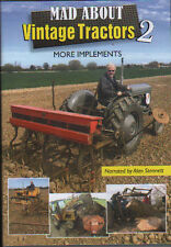 Tractor Farming DVD: MAD ABOUT VINTAGE TRACTORS Vol 2