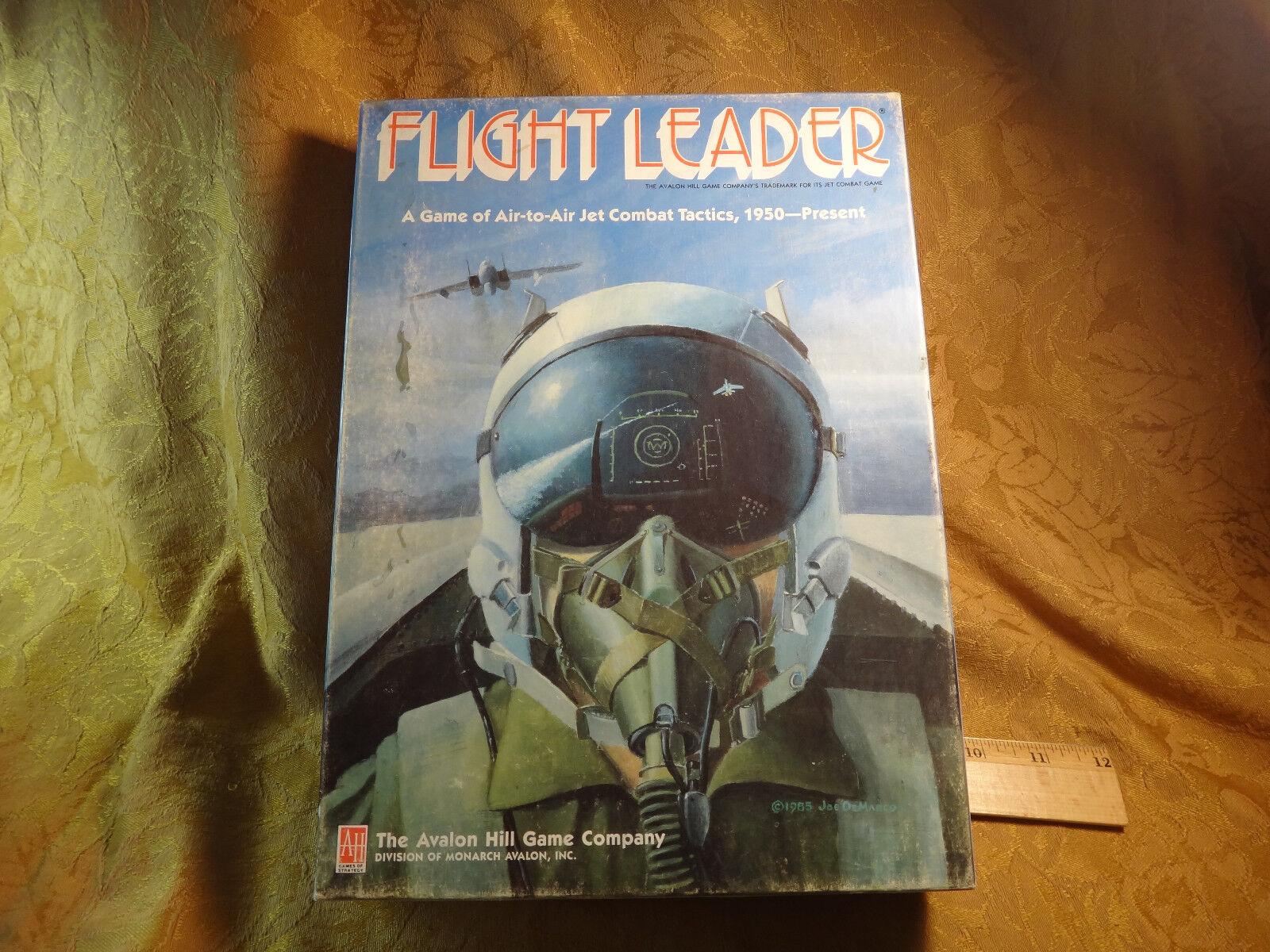 Avalon Hill gioco azienda volo Leader gioco - gratuito S&H  USA  economico