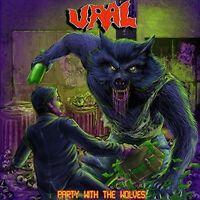 Ural - Party With The Wolves [new Cd] Uk - Import on Sale